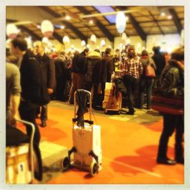 salon des vignerons -hall