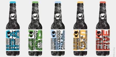 Bières Brewdog IPA de base