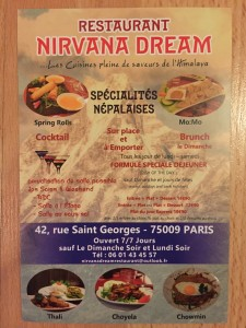 Carte Nirvana dream