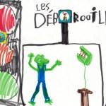 Alfred Laporte, 6 ans, Montréal