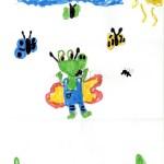 Jessy Tanguay, 9 ans, La Morandière
