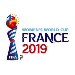 logo officiel de la Coupe du Monde 2019