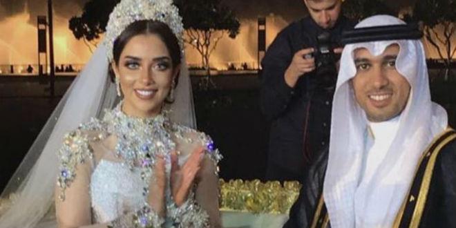 Le mariage avec les traditions et la musique marocaines a le vent en poupe  chez nos amis khallijis.