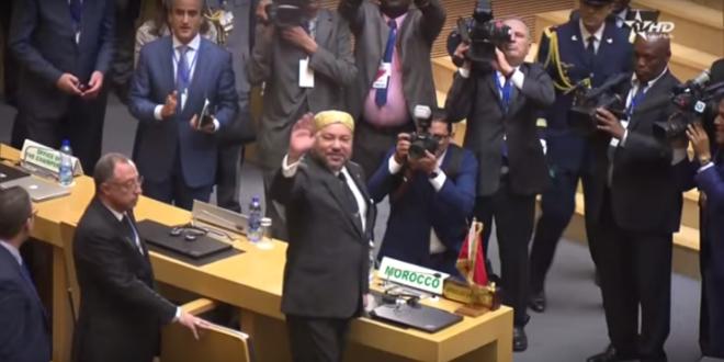 Officiel. Le Roi Mohammed VI participe au sommet UA-UE