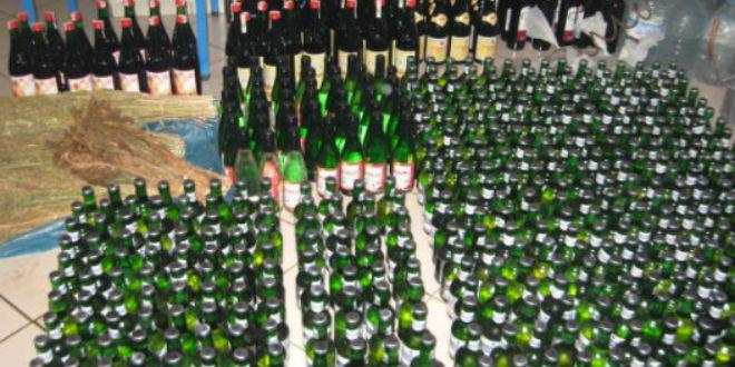alcool clandestin
