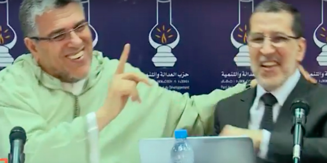 PJD Vs PPS: El Othmani et ses amis éteignent le feu