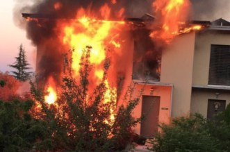 Tragédie en Italie: Un Marocain et ses enfants périssent dans un incendie