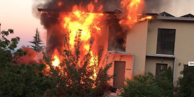incendie Como