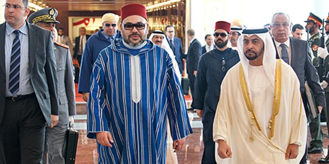 Tournée Royale aux Emirats Arabes Unis et au Qatar