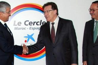CaixaBank double son activité sur le Maroc
