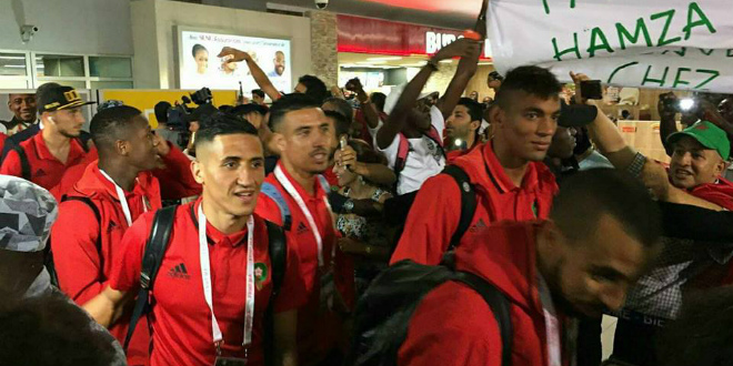 Coupe du monde 2018 : L'ambassade du Maroc à Moscou se mobilise pour accompagner l'équipe nationale et ses supporters