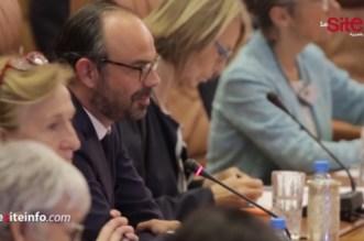 Ce qu'il faut retenir de la visite d'Edouard Phillippe au Maroc (VIDEO)