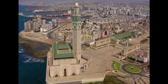 Magnifique reportage sur la Mosquée Hassan II signé Arte (VIDEO)