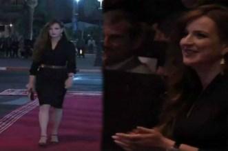 Nouvelle vidéo de la princesse Lalla Salma à Marrakech