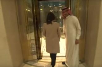 Les images inédites de la prison dorée des princes saoudiens (BBC)