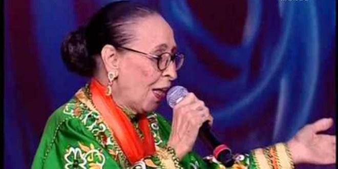 La chanteuse Hajja El Hamdaouia a été hospitalisée
