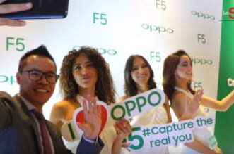 OPPO lance officiellement son F5 au Maroc (VIDEO)