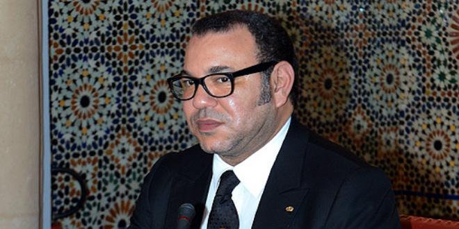 Condoléances du roi Mohammed VI au président malgache
