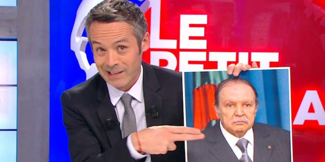 Yann Barthès démonte le trucage de la télévision algérienne (VIDEO)