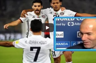 Ce que pense Zidane de Boussoufa (VIDEO)