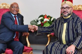 Sahara marocain: le président Zuma n'était «pas au courant» du dossier