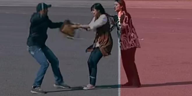 Ce que vous devez faire en cas d'agression dans la rue (VIDEO)