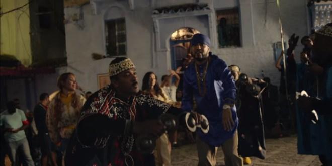 French Montana: le bel hommage au Maroc, à sa jeunesse et à Chefchaouen (VIDEO)