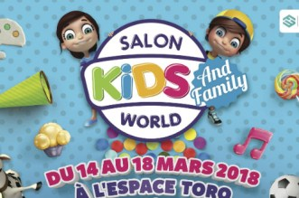 affiche world kid