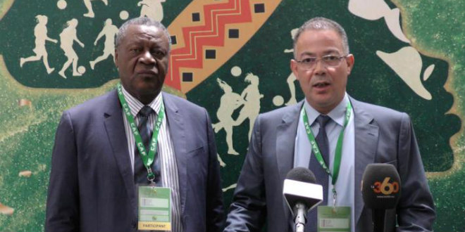 Cameroun et Maroc font équipe pour la CAN Total 2019