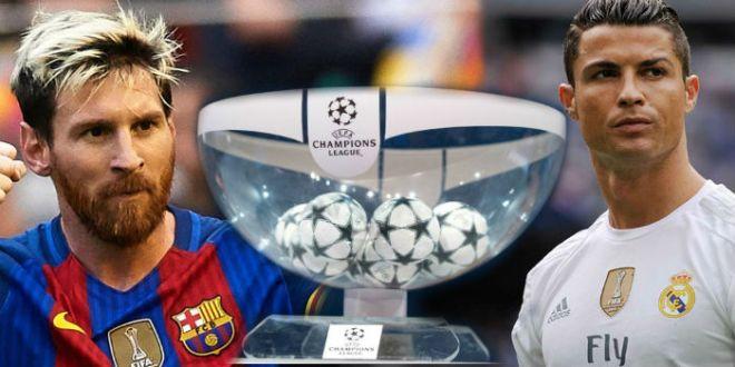 Tirage au sort de la Champions League: voici le résultat
