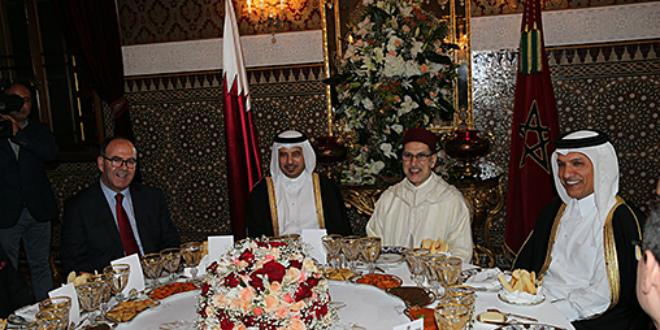Plusieurs accords signés aujourd'hui — Maroc/Qatar