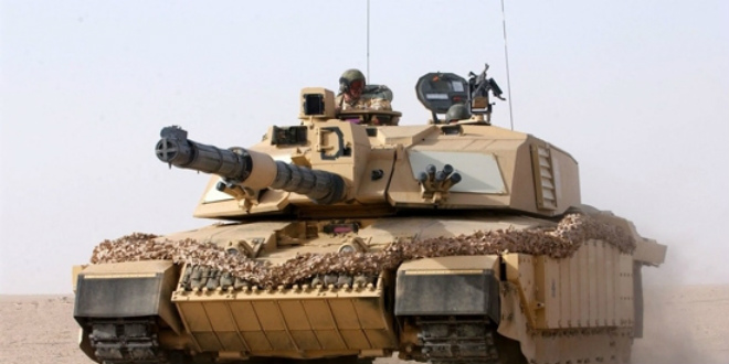 Le Maroc réceptionne un nouveau lot de chars américains — Armement