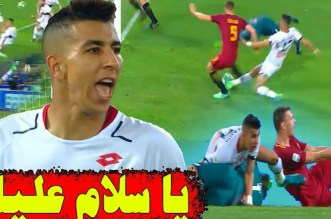 Jawad El Yamiq a brillé lors de son premier match face à la Roma (VIDEO)