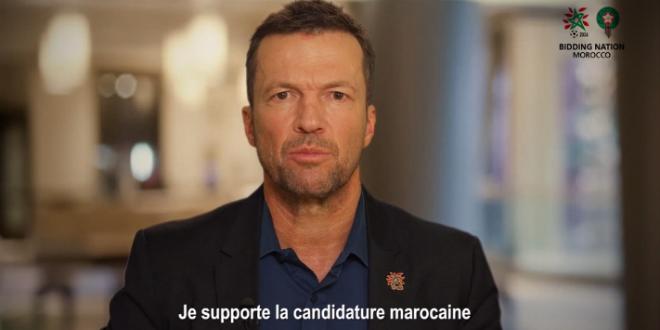 Mondial 2026: Lothar Matthäus soutient le Maroc (VIDEO)