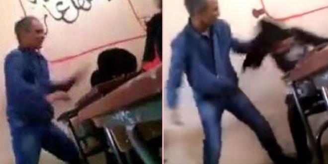 Maroc: l'élève tabassée par son enseignant retire sa plainte