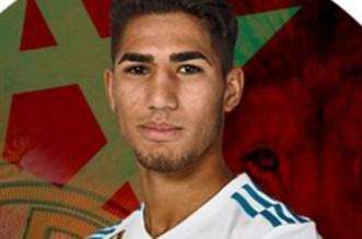 Première réaction d'Achraf Hakimi après la victoire du Real (photos)