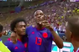La Colombie bat et élimine la Pologne du Mondial (VIDEO)