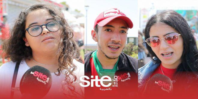 Coupe du monde: la réaction des Marocains après l'élimination (VIDEO)