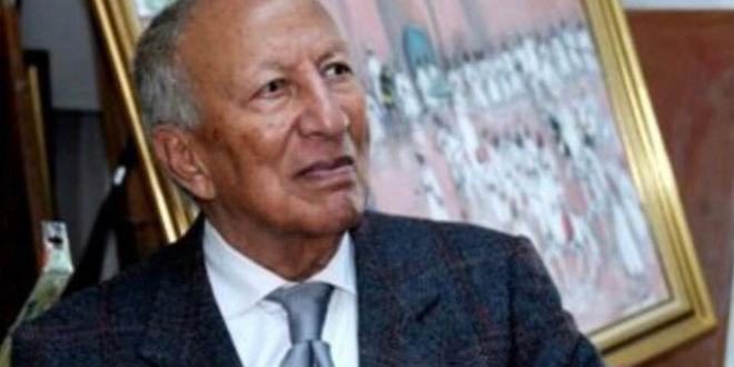 Décès de l'artiste peintre marocain Hassan El Glaoui