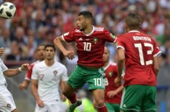 Maroc-Portugal: la FIFA ouvre une enquête