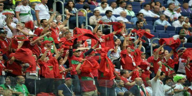 Ce que risquent les supporters marocains s'ils restent en Russie après le Mondial
