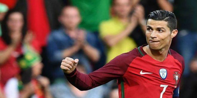 Nouveau record pour Ronaldo après son match face au Maroc