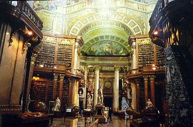National Library Grand Hall