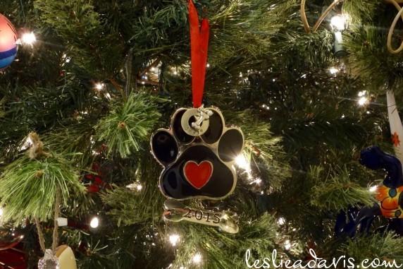 Jovie Ornament