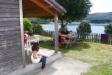 Location des Chalets du Lac des Rives du Lac du Laouzas pour vos vacances dans le Tarn, Midi-Pyrénées