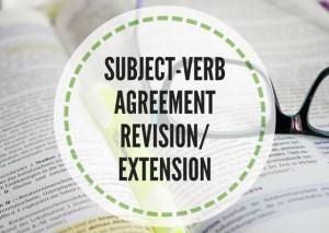 SUBJECT-VERB-AGREEMENTLESSON-PLAN