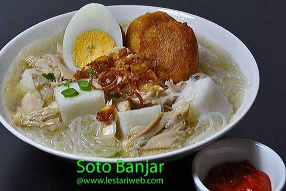 banjarese chicken soup