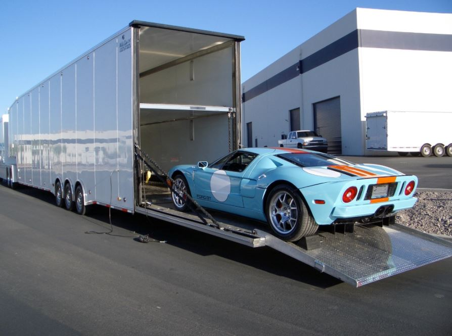 Enclosed Car Shipping