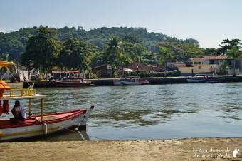 Panorama baie Paraty