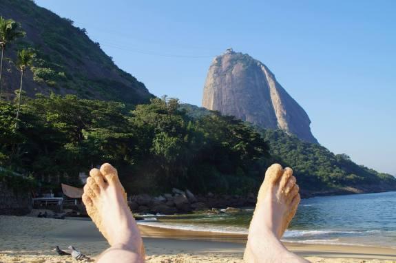 Pain de sucre rio de janeiro Brésil